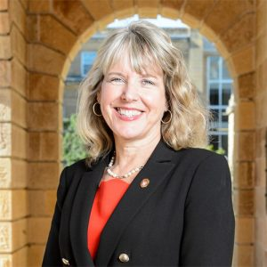Vice Chancellor for Student Affairs - Lori Reesor