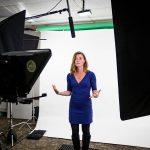 Sara McKinnon recording online lecture