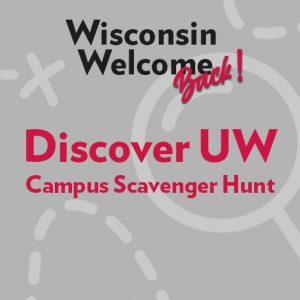 Discover UW Campus Scavenger Hunt