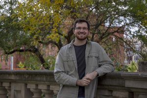 Connor Raboine, Food Justice Collective