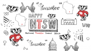 National Transfer Student Week is Oct 18-22