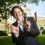Christina Olstad, Dean of Students at UW-Madison